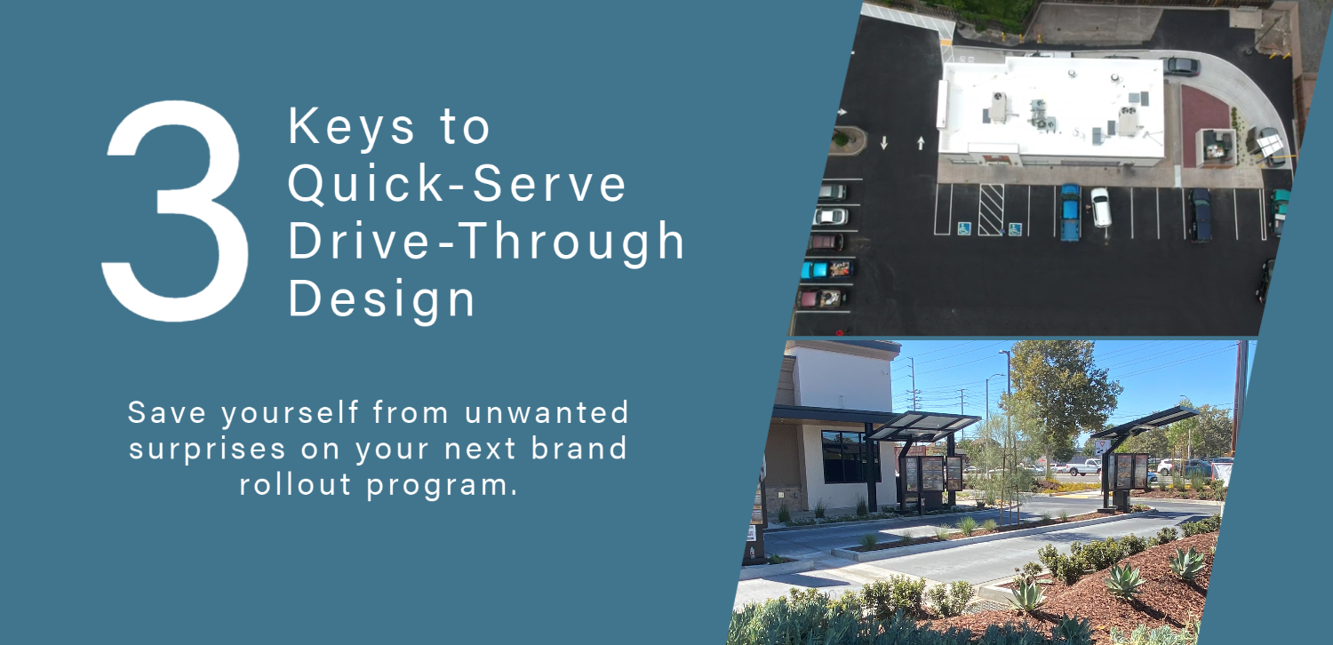 Keys to Successful Quick-Serve Drive-Through Design